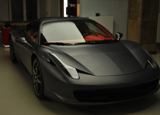 Ferrari 458 - Matte Beauty
