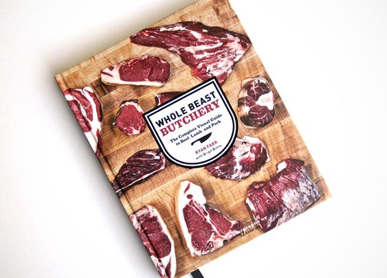 Whole Beast Butchery: The Complete Visual Guide to Beef, Lamb, and Pork | GearCulture