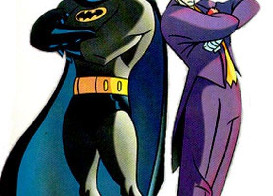 Batman pranking a joker ---> http://www.youtube.com/watch?v=oQverRB3qCs&feature=plcp&context=C43dcea4VDvjVQa1PpcFPIbt_CRzukCVUGc96VgcQ-EzJ9c9O07tY=