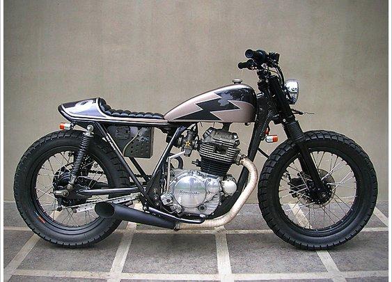 """Kawasaki KZ200 - """"Ulah Adigung002"""""""