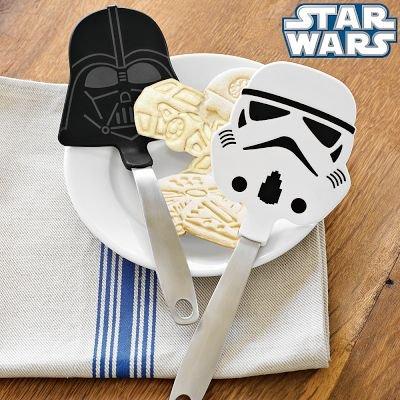 Star Wars™ Flexible Spatula Set | Williams-Sonoma