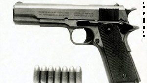 Add this to Utah's list of state symbols: An official firearm - CNN