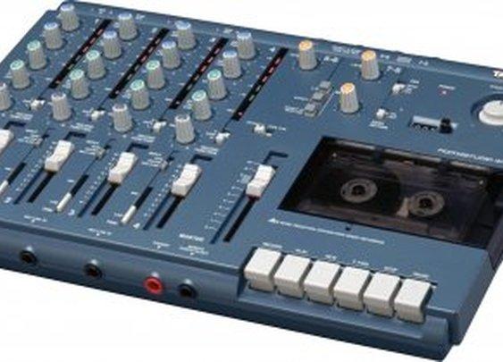 Tascam 414mkII | Cassette Multitrack