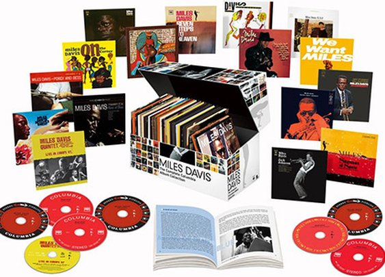 Miles Davis: The Complete Columbia Album Collection | GearCulture