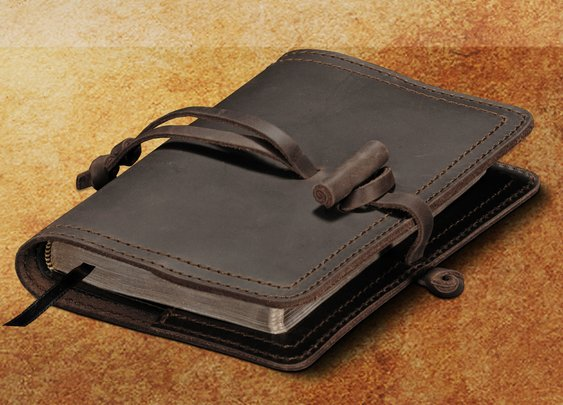 Saddleback Leather Company Bible Cover