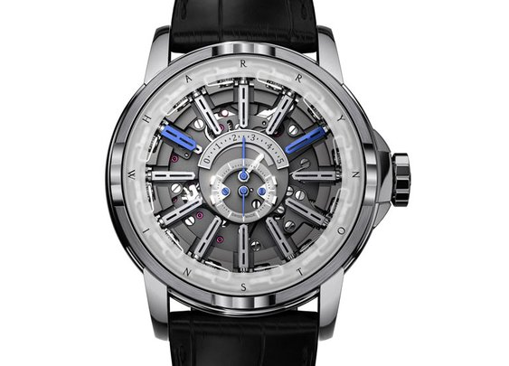 Harry Winston | Products | Timepieces | Harry Winston Opus | Opus 12