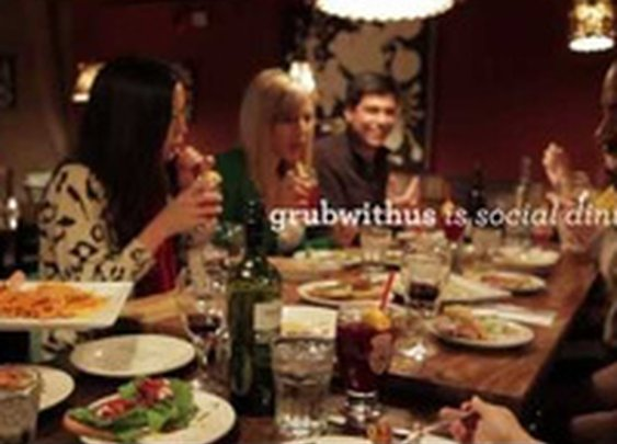 Grubwithus Introduces You to New Restaurants and People in Your City