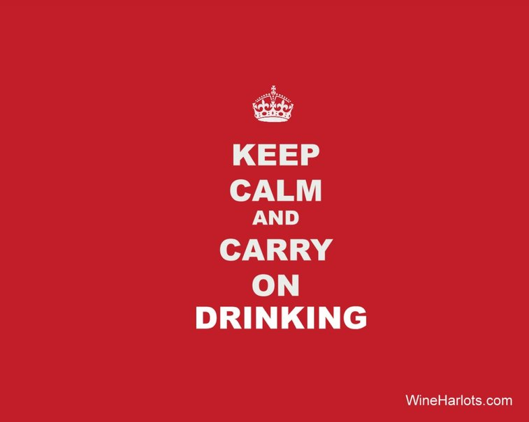 Keep Calm and Carry On…