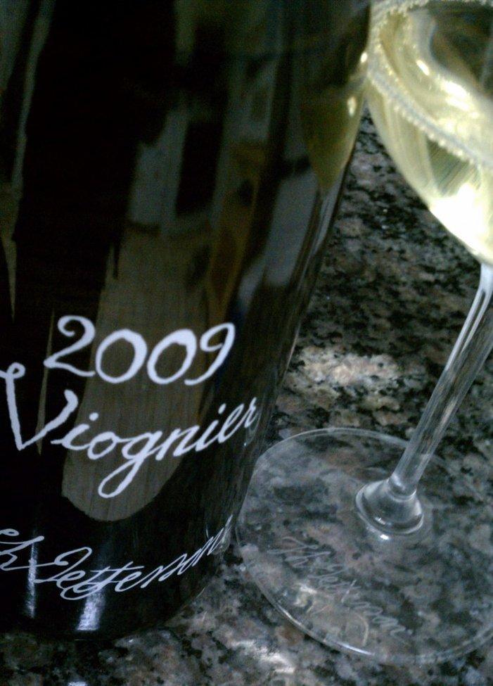 Jefferson Vineyards Viognier 2010