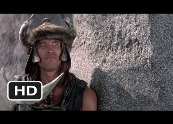 Conan's Prayer to Crom - (From Conan the Barbarian, 1982)