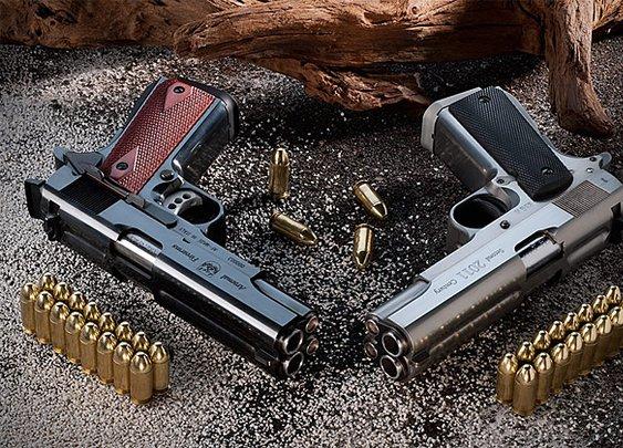 Arsenal Firearms Double Barrel Pistol | Uncrate