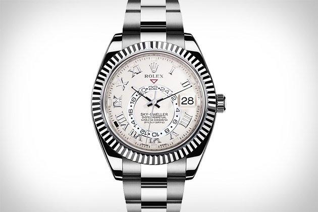 Rolex Sky-Dweller Watch