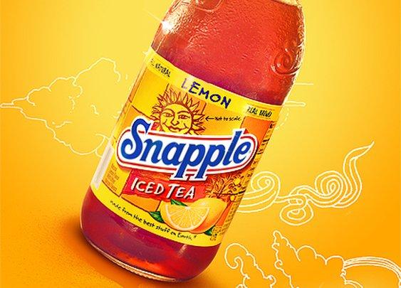 Snapple Goodness