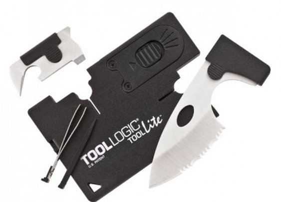 Tool Logic Credit Card Companion