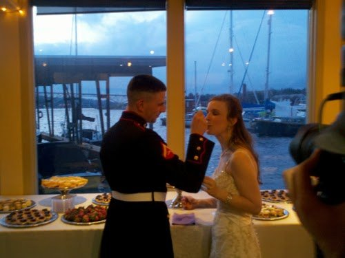 The Temple  » A Marine Wedding