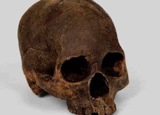 Marina Malvada's Chocolate Skulls