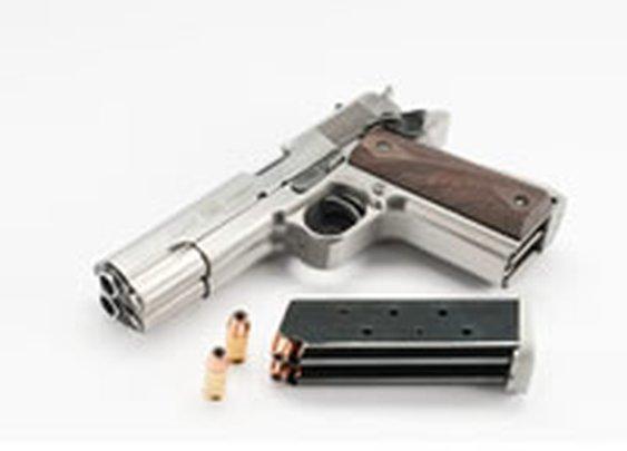 AF2011-a1 double barrel PiStol | Arsenal Firearms