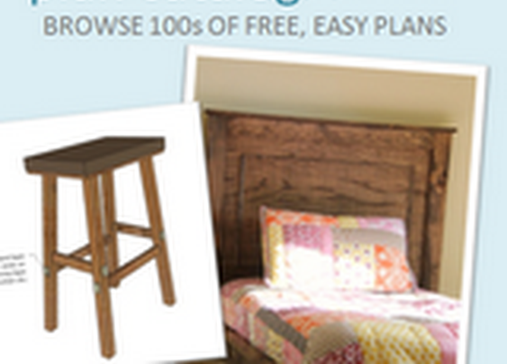 Ana White | Free and Easy DIY Furniture Plans to Save You Money