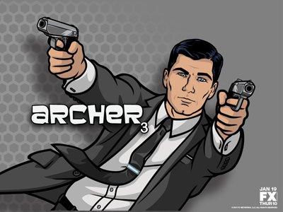Archer - Secret Agent