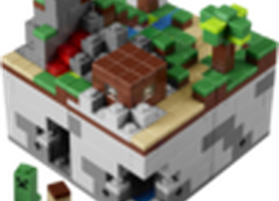 LEGO Minecraft™ Micro World