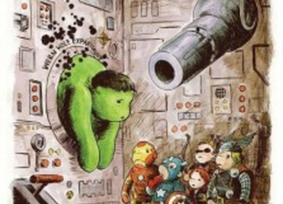 The Avengers-Winnie the Pooh Mashup | The Mary Sue