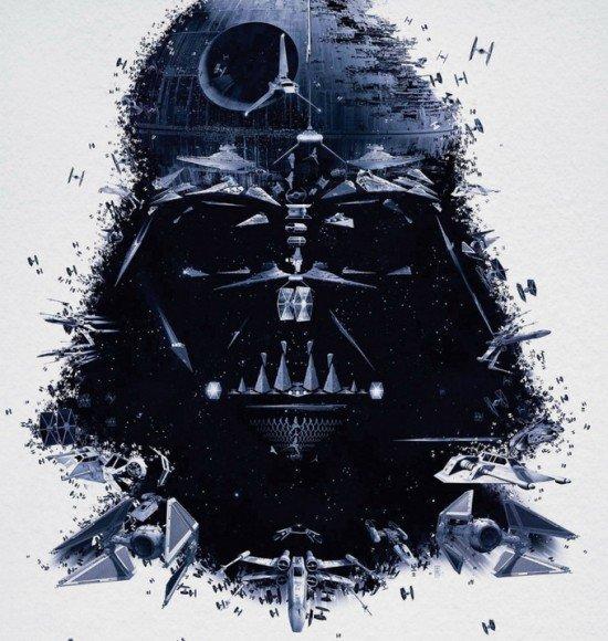 Star Wars Mosaics | Fubiz™