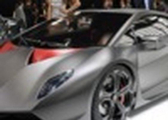 Lamborghini Sesto Elemento - Sick. 0-60 in 2.5 sec.