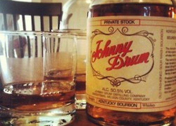 Life Below The Line | Johnny Drum. Damn good (Taken with instagram)