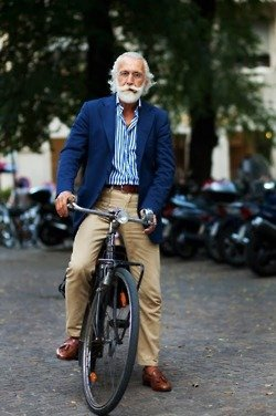 Old Man got Swag