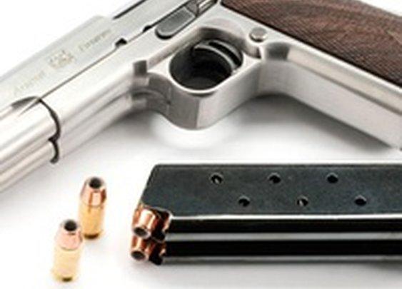 Double Barrel Handgun - Arsenal Firearms