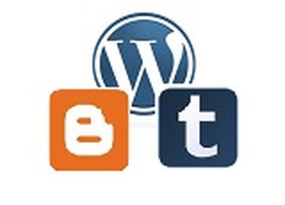 Blogger Vs WordPress Vs Tumblr [Stats 2012] |