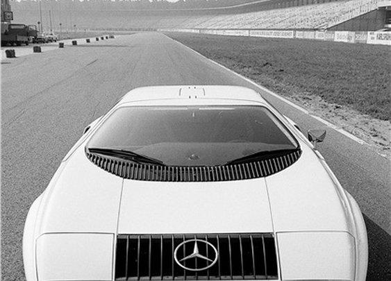 1969 Mercedes-Benz C111-I - Concepts