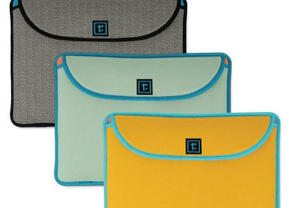 Rickshaw Bagworks iPad Sleeves.