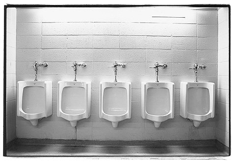 Urinal Etiquette | Modern Vintage Man
