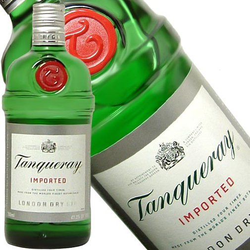Tanqueray Gin | Wine and Alcohol