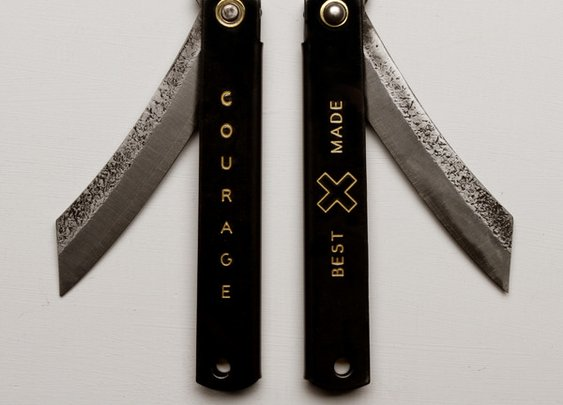 Best Made Company — Japanese Higo Knife