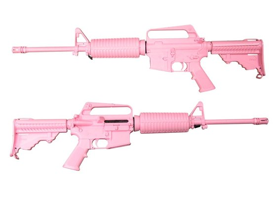 DPMS Panther Lite Special Pink Edition AR-15 | The Firearm Blog