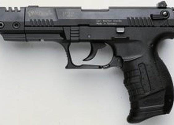 Target Hunting Walther P22