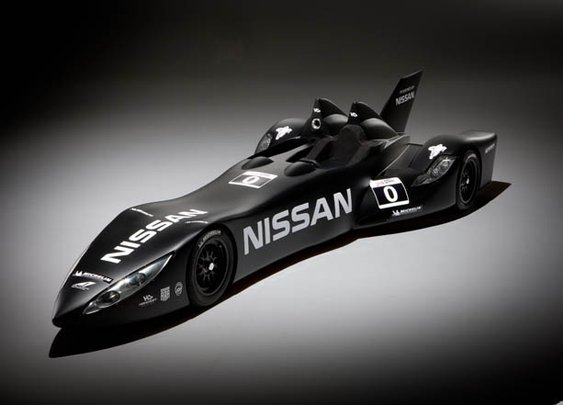 Batmobile-Like Nissan DeltaWing Is the Future of Racing | Autopia | Wired.com