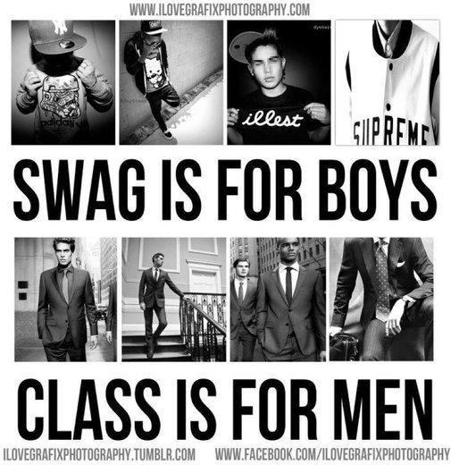 Stay classy, my friends.