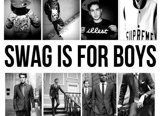 Stay classy, gentlemen
