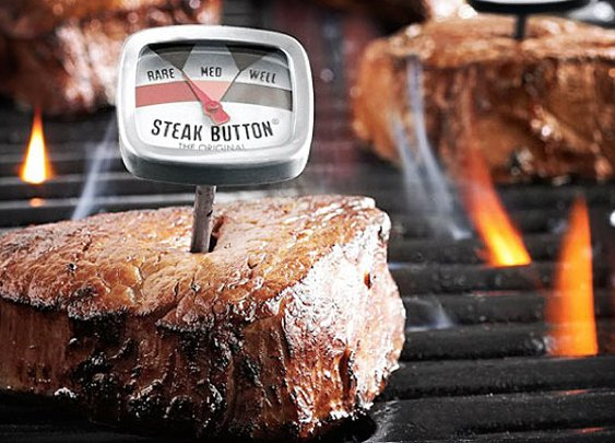 Steak Button Thermometer