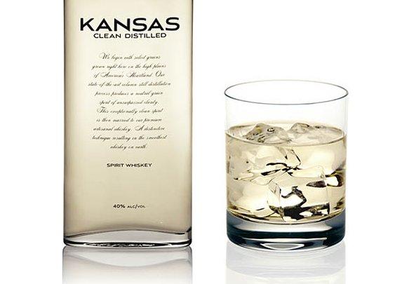 Kansas Clean Distilled Whiskey