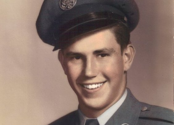 My Grandfather in the Air Force