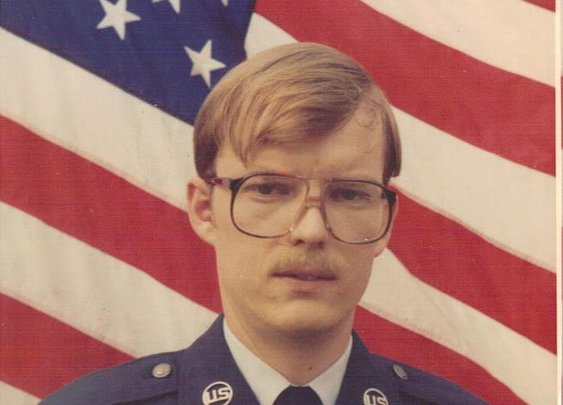 My Father in the Air Force