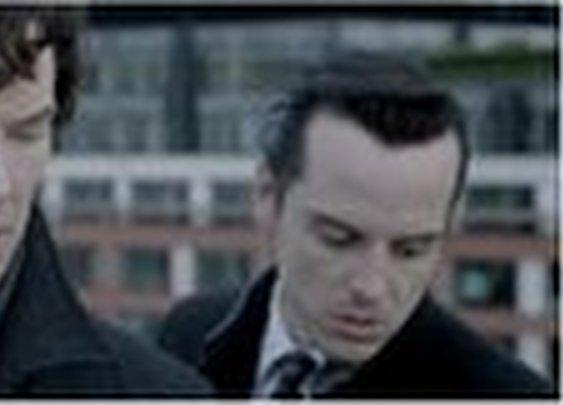 Ariel - Early 2013 filming for Sherlock