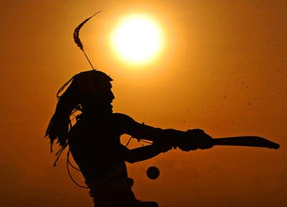 The Maasai Cricket Warriors - In Focus - The Atlantic