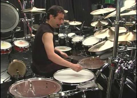 Complicated Drumming: Polynesian nightmare - Breakdown      - YouTube