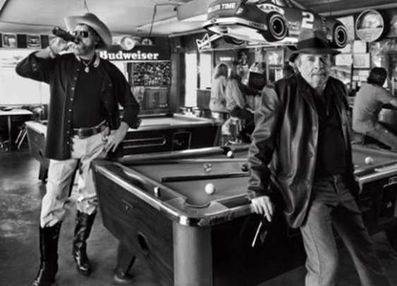 Merle Haggard & Hank Williams Jr.
