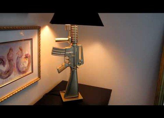 M16 Lamp      - YouTube